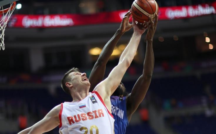 Русия и Хърватия с рутинни победи на европейското по баскет