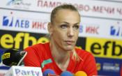 Тони Зетова за амбициите на дамския ни волейболен тим до 23 години