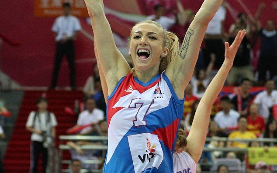 Нов допинг скандал, този път във волейбола