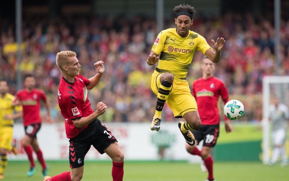 Дортмунд не успя да бие 10 от Фрайбург