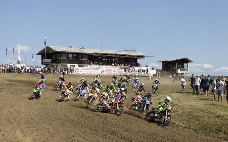 Български победи на Европейския шампионат по мотокрос в Самоков