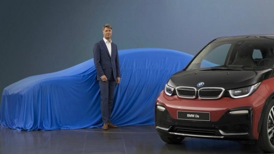 BMW пуска 12 електромобила до 2025 г.
