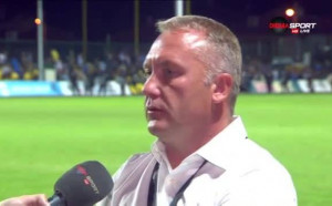 Николай Киров: Отдавна не бяхме обръщали мач