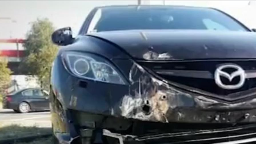 Абсурд:Няма контакт, виновна за катастрофата е жертвата