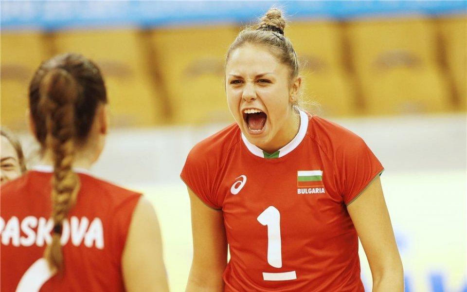 Родните волейболистки на крачка от полуфинал на Световно
