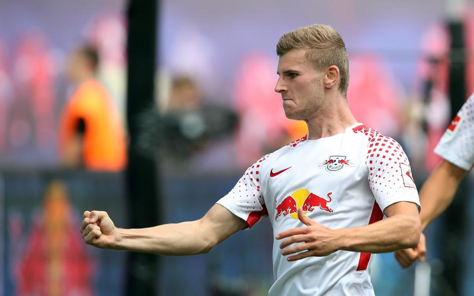 Тимо Вернер подписва нов договор с РБ Лайпциг