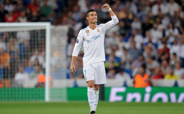 Голямата звезда на Реал Мадрид Кристиано Роналдо даде емоционално и
