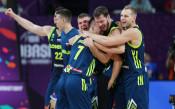 Испания - Словения 72:92<strong> източник: БГНЕС</strong>