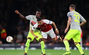 Безредиците вдъхновиха Арсенал за обрат срещу Кьолн