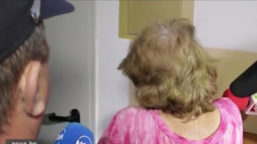Бабата муле на ало измамници заплашвана със смърт
