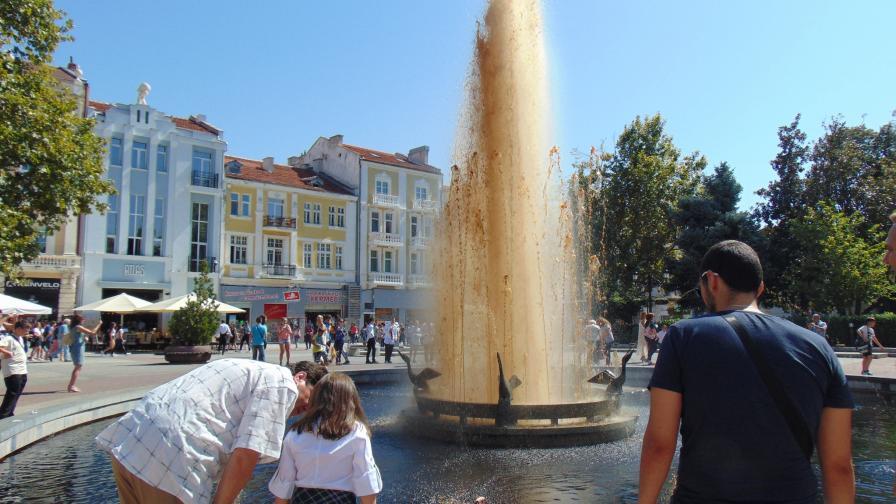 Пловдив и Матера - европейски столици на културата