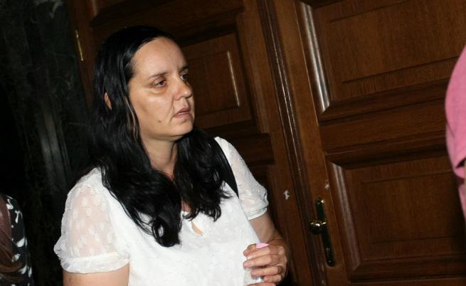 Акушерката Ковачева с намалена присъда