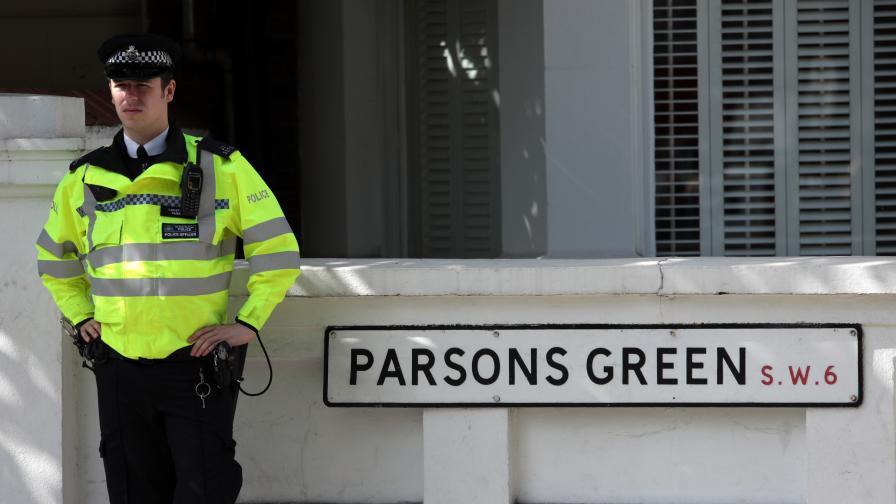 Арестуваха 18-годишен за атентата в Лондон