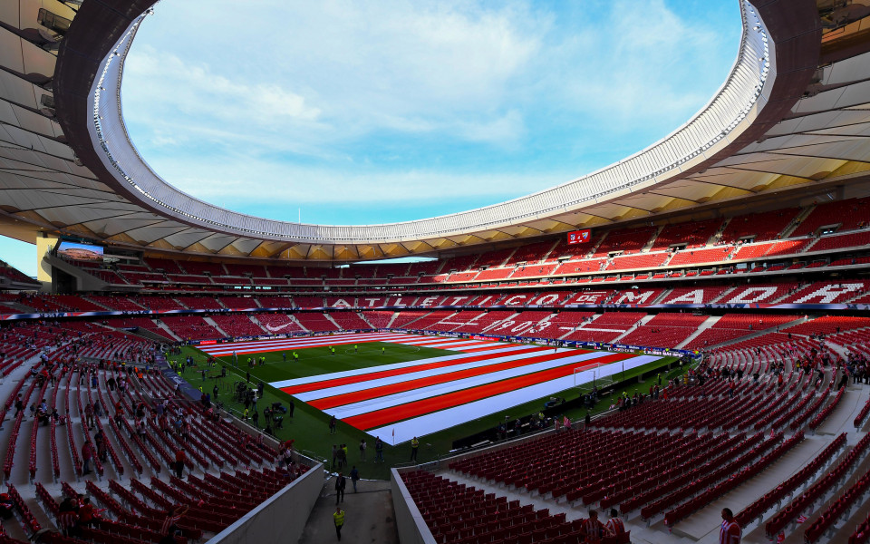 Още един отбор ще играе на новия стадион на Атлетико Мадрид