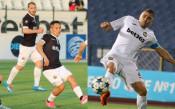 Локо Пловдив и Славия се вкопчват в битка за точки