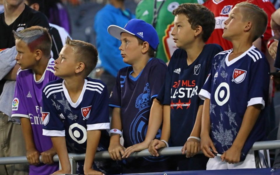 Зрителски рекорд на мача Атланта - Орландо в САЩ