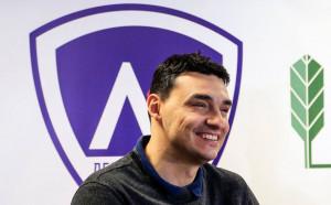 Владимир Николов: Искам да видя Левски шампион