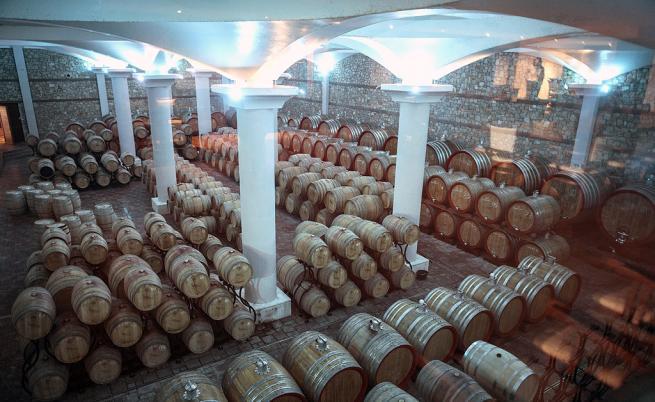 Виното въздейства добре на мозъка ни.