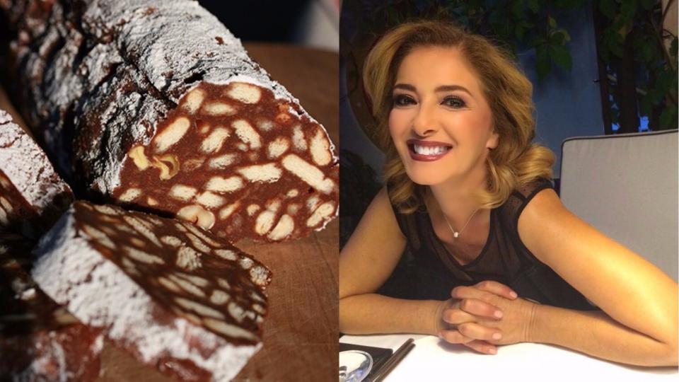 Рецептите на Катето Евро: сладък салам