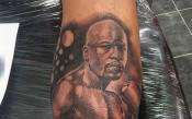 Фенските татуировки на Флойд Мейуедър<strong> източник: floydmayweather/Instagram</strong>