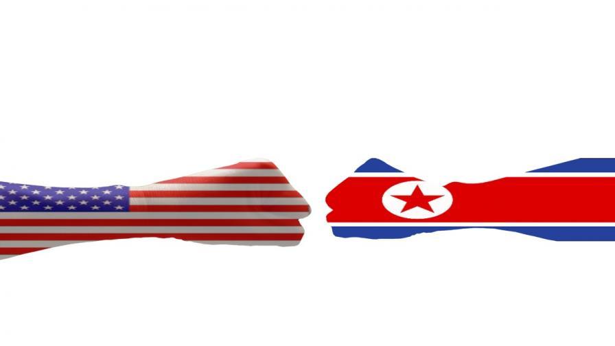 Как САЩ ще се справи със Северна Корея