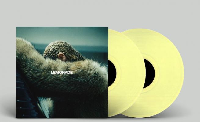 Европейското издание на Lemonade.