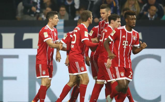 Отборът на Байрен Мюнхен записа четвъртата си победа в Бундеслигата
