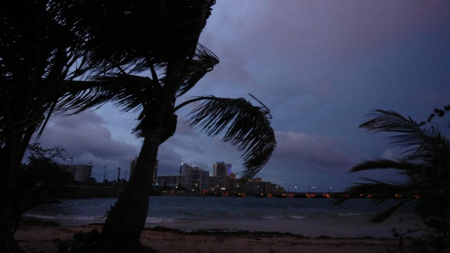 "Ураганът ""Мария"" уби двама души на о. Гваделупа"