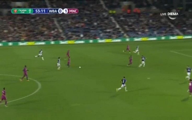 Сане поведе Сити към осминафиналите на Купата на Лигата