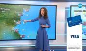Прогноза за времето (21.09.2017 - обедна емисия)
