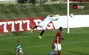 Спасяването на Евгений Боровик срещу ЦСКА