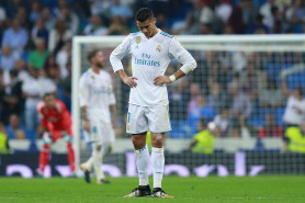 """Реал Мадрид с най-лош старт на """"Бернабеу"""" от 20 години насам"""