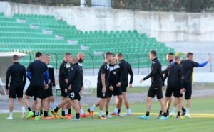 Черно море с 18 футболисти за мача с Етър