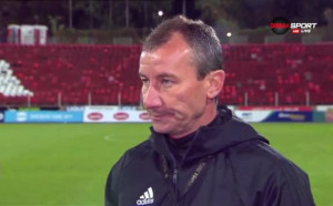 Белчев: Не мислим за поредните победи, дано направим още