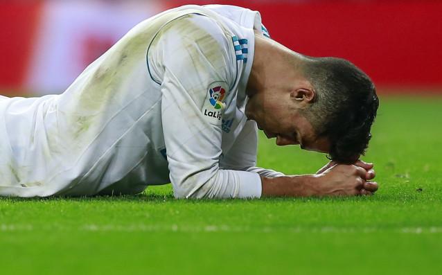 Роналдо не е преживявал такава суша в Ла Лига