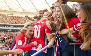 Атлетико Мадрид няма прошка на новия си стадион