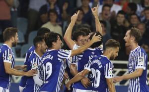 Разгромни победи за Зенит и Реал Сосиедад