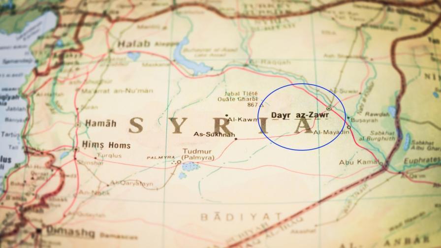 САЩ убили руснаци с въздушни удари в Сирия