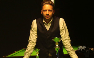 Ясен е победителят от първия турнир за сезона на Българска снукър федерация
