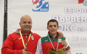 Уникален успех за българския бокс на Евро 2017 за юноши
