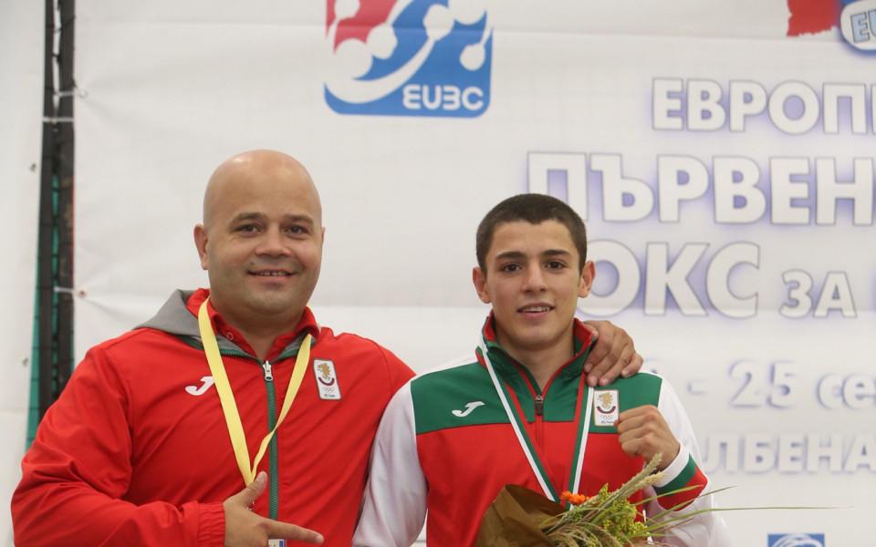 Сабри и Закифова с победи на Европейското  по бокс в Италия