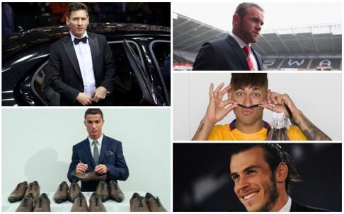 За какво си харчат парите футболистите?