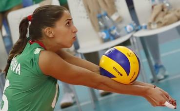 Елица Василева с нов треньор