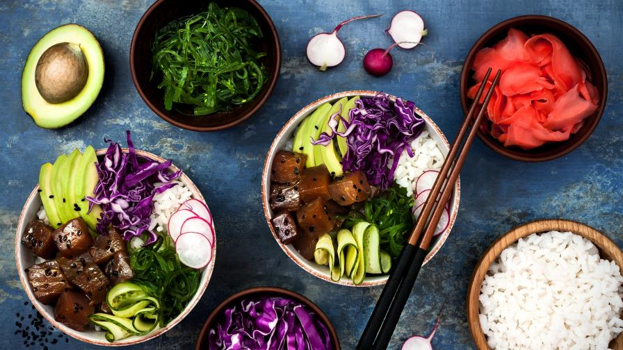 6 вкусни и здравословни ястия в една купа