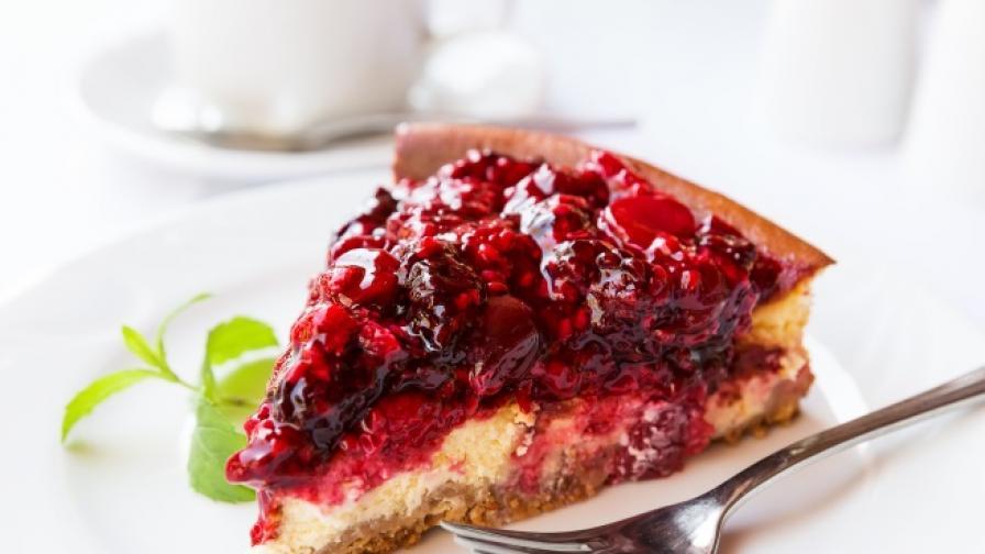 Най-калоричният десерт в света изглежда така...