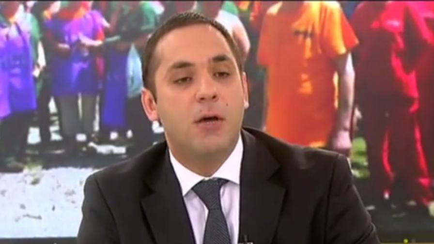 Министърът на икономиката за водата на Перник