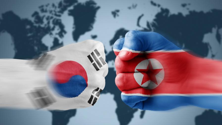 Северна и Южна Корея – един народ, космически разлики