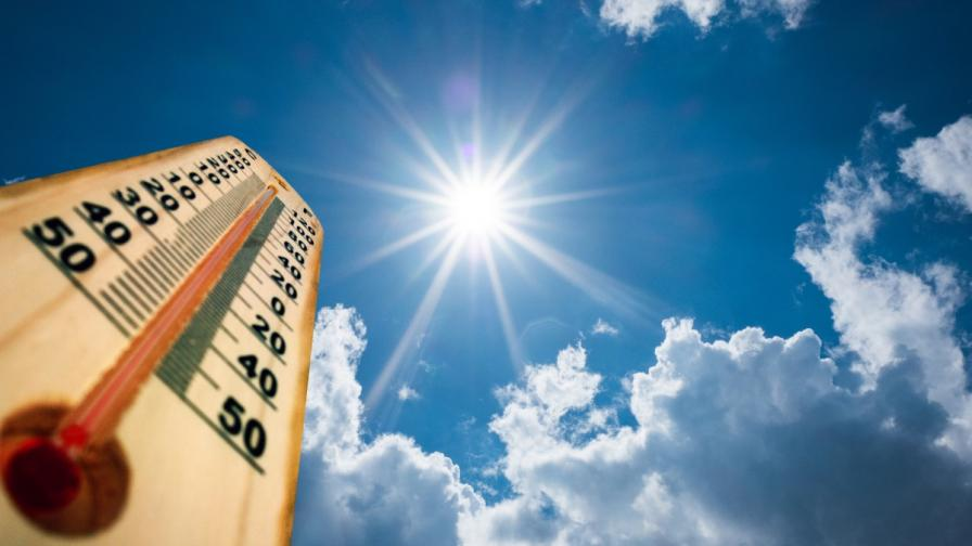 Нов абсолютен температурен рекорд в Хасково