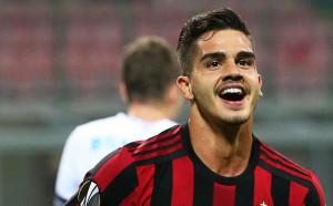 Милан се измъкна по терлици срещу Риека
