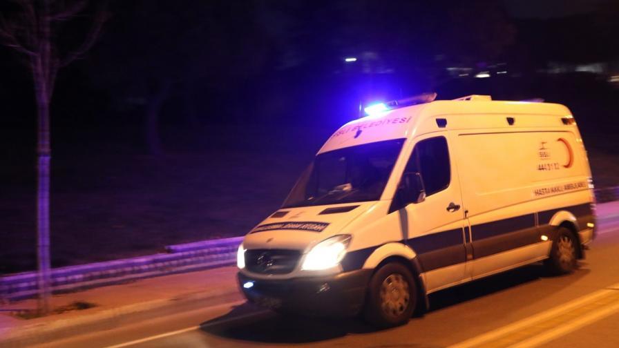 Българин герой спаси дете в Турция